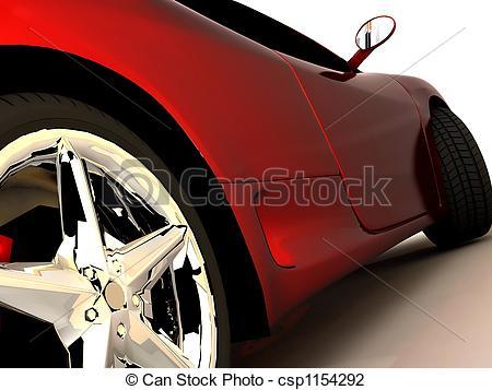My Dream Car - csp1154292