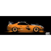Similar Tuning Car PNG Image