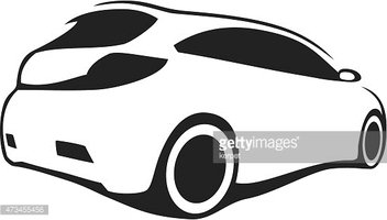Araba siluet ayarlama