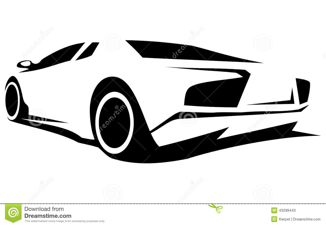 Clip Art Car Tuning