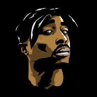 2Pac, Tupac Shakur PNG-2Pac, Tupac Shakur PNG-3
