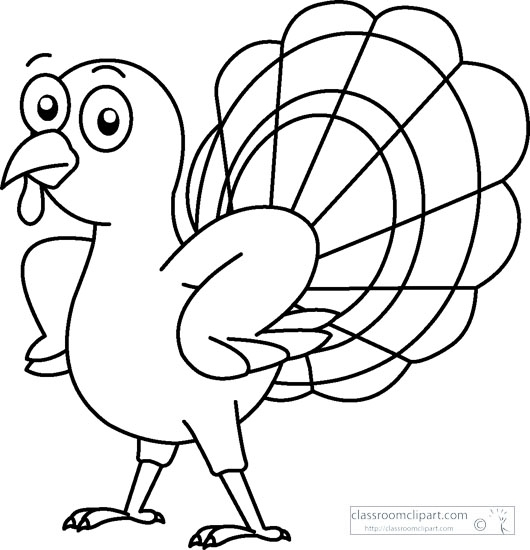 Turkey black and white thanksgiving turk-Turkey black and white thanksgiving turkey clipart black and white 2-15