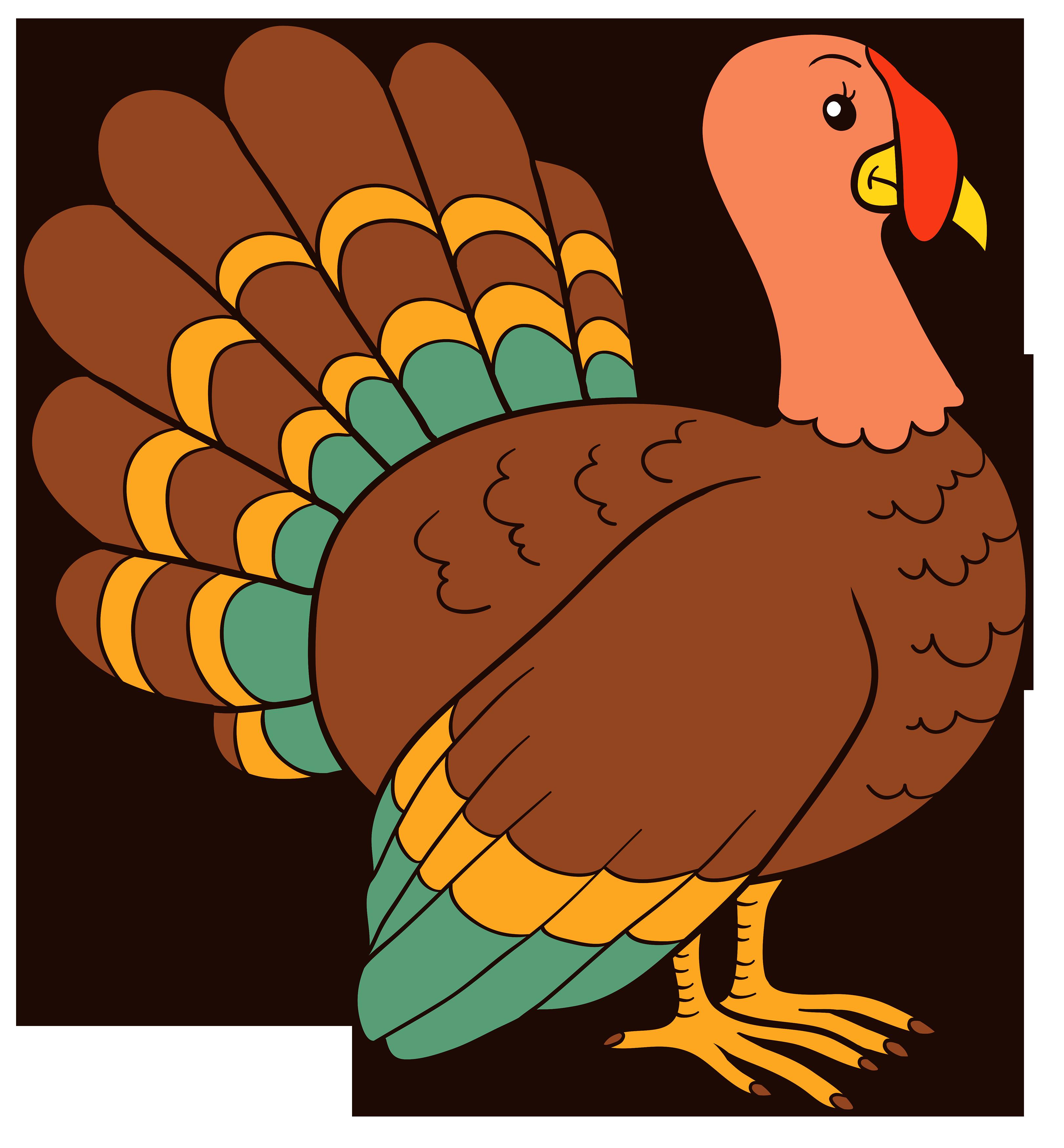 Turkey Clip Art - Vergilis Clipart .-Turkey clip art - Vergilis Clipart .-16