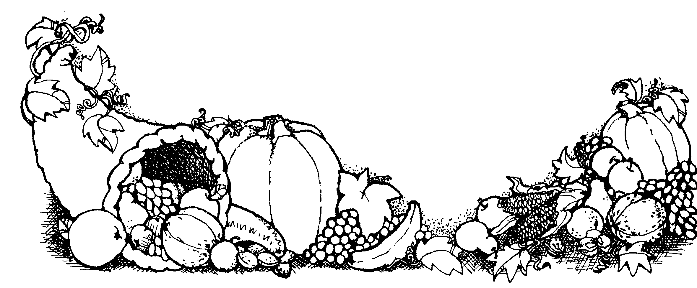 Turkey Dinner Clipart Black And White Em-Turkey Dinner Clipart Black And White Emma S Trend Fashion And Style-4