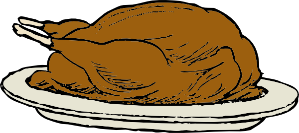 Turkey Dinner Clipart | Clipart library - Free Clipart Images