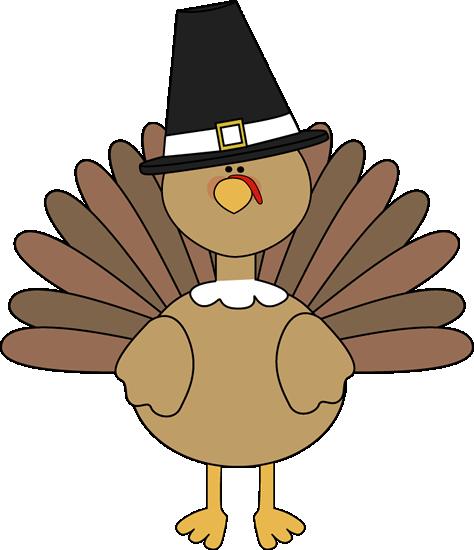 Turkey Wearing A Pilgrim Hat-Turkey Wearing a Pilgrim Hat-19