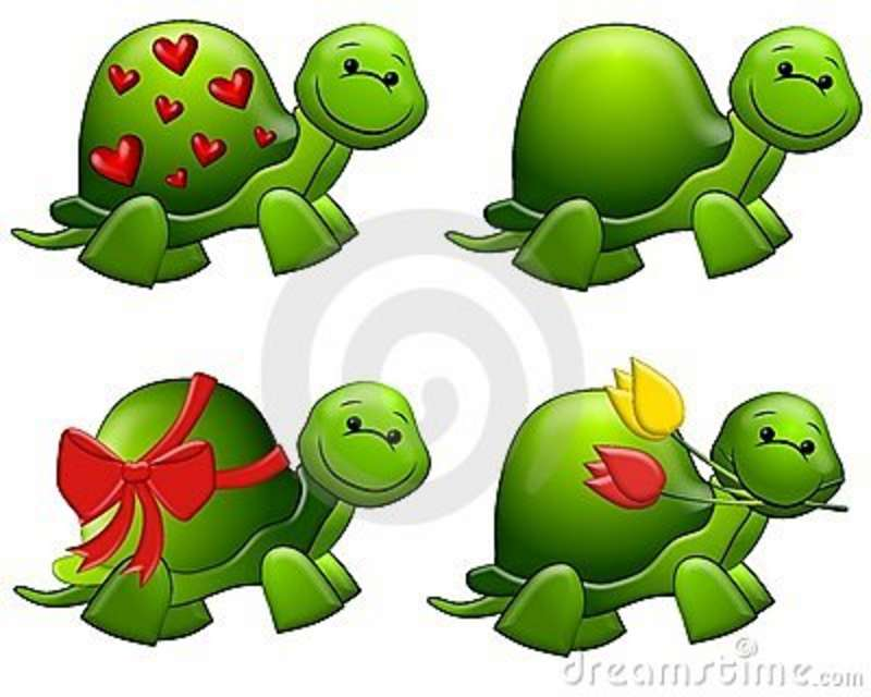 turtle Clip Art | Cute Green Turtle Free Clip Art Pic #19 | Turtle | Pinterest | Cartoon, Art pics and Clip art