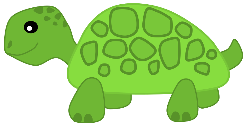 Turtle clip art free cartoon 2