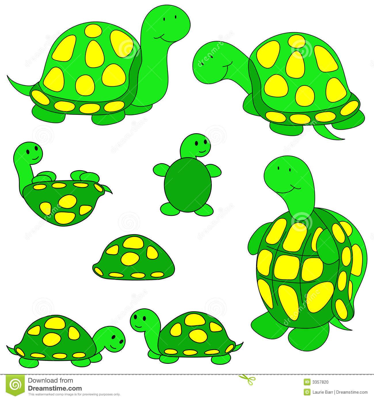 Turtle Clip-art.-Turtle clip-art.-11
