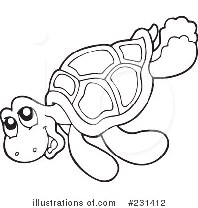 Turtles Clip Art Black And White Images Pictures Becuo
