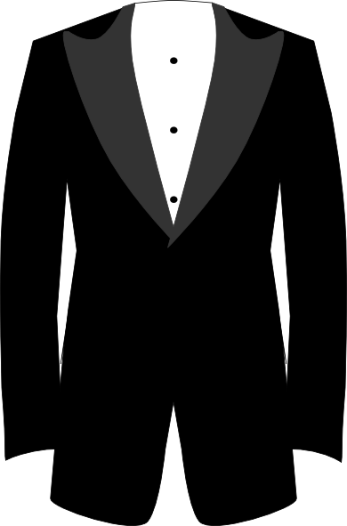 Tuxedo Clip Art At Clker Com Vector Clip Art Online Royalty Free