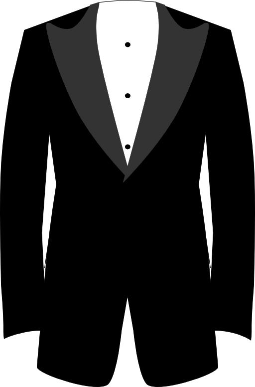 Tuxedo Clipart Pictures - Groom Clipart