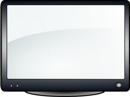 tv clipart - Television Clip Art