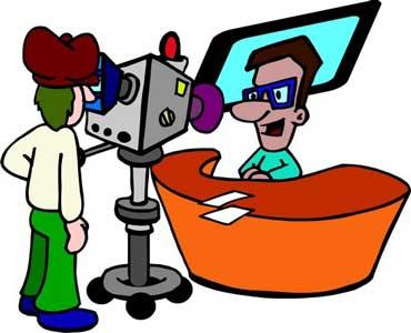 TV Station Newscast-TV Station Newscast-17