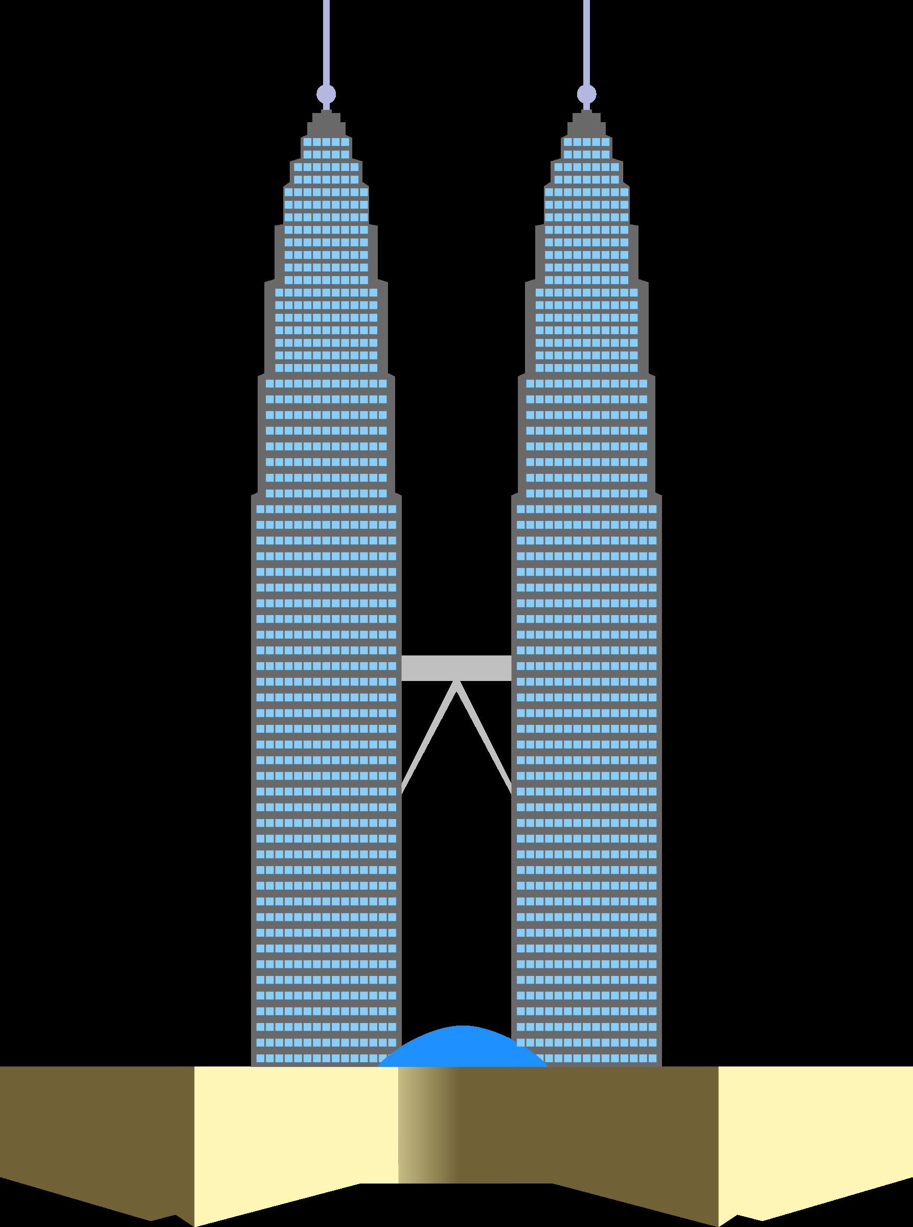 ... Twin Towers Clipart - Clipartall ...-... Twin Towers Clipart - clipartall ...-15