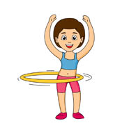 twirling-hula-hoop-around-waist-clipart-6224. Twirling Hula Hoop Around Waist Clipart Size: 86 Kb From: Recreation