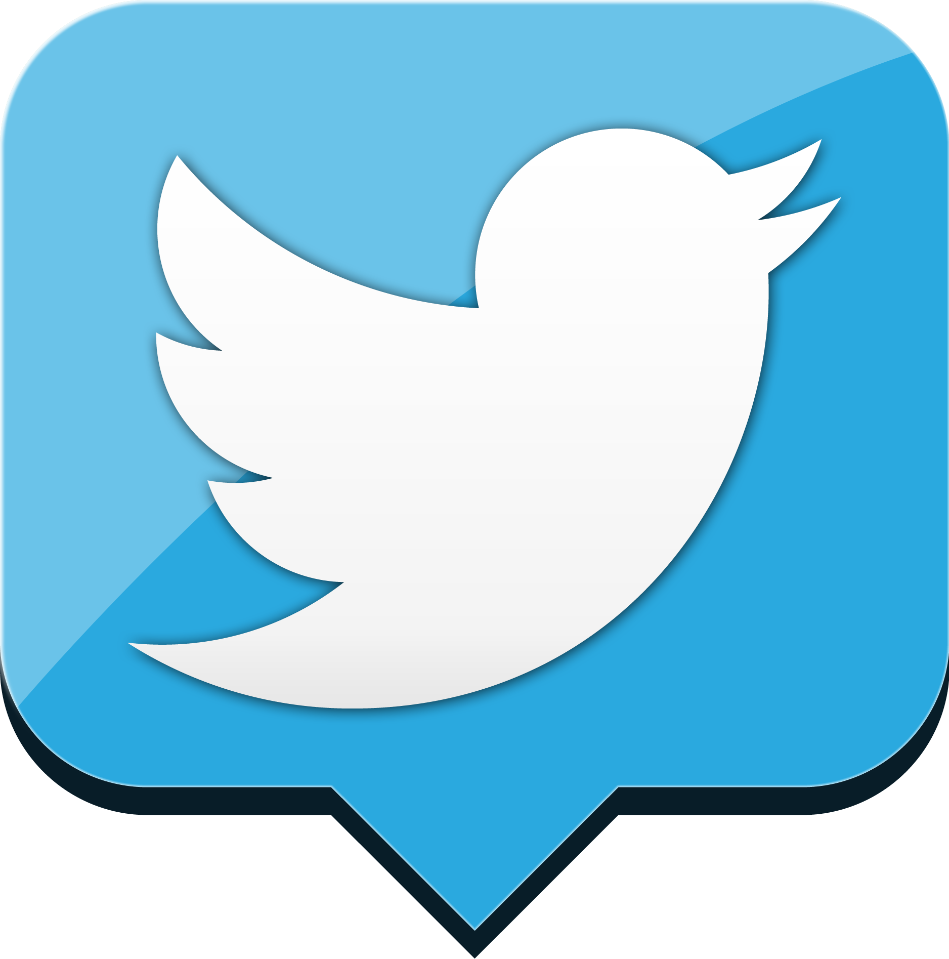 Twitter Free PNG Image - Twitter Clipart