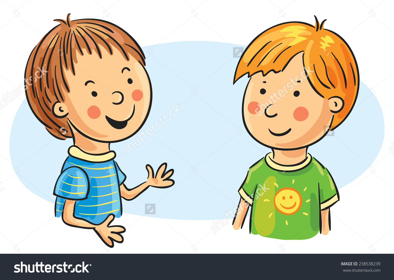 Two Boy Talking Clipart-two boy talking clipart-17