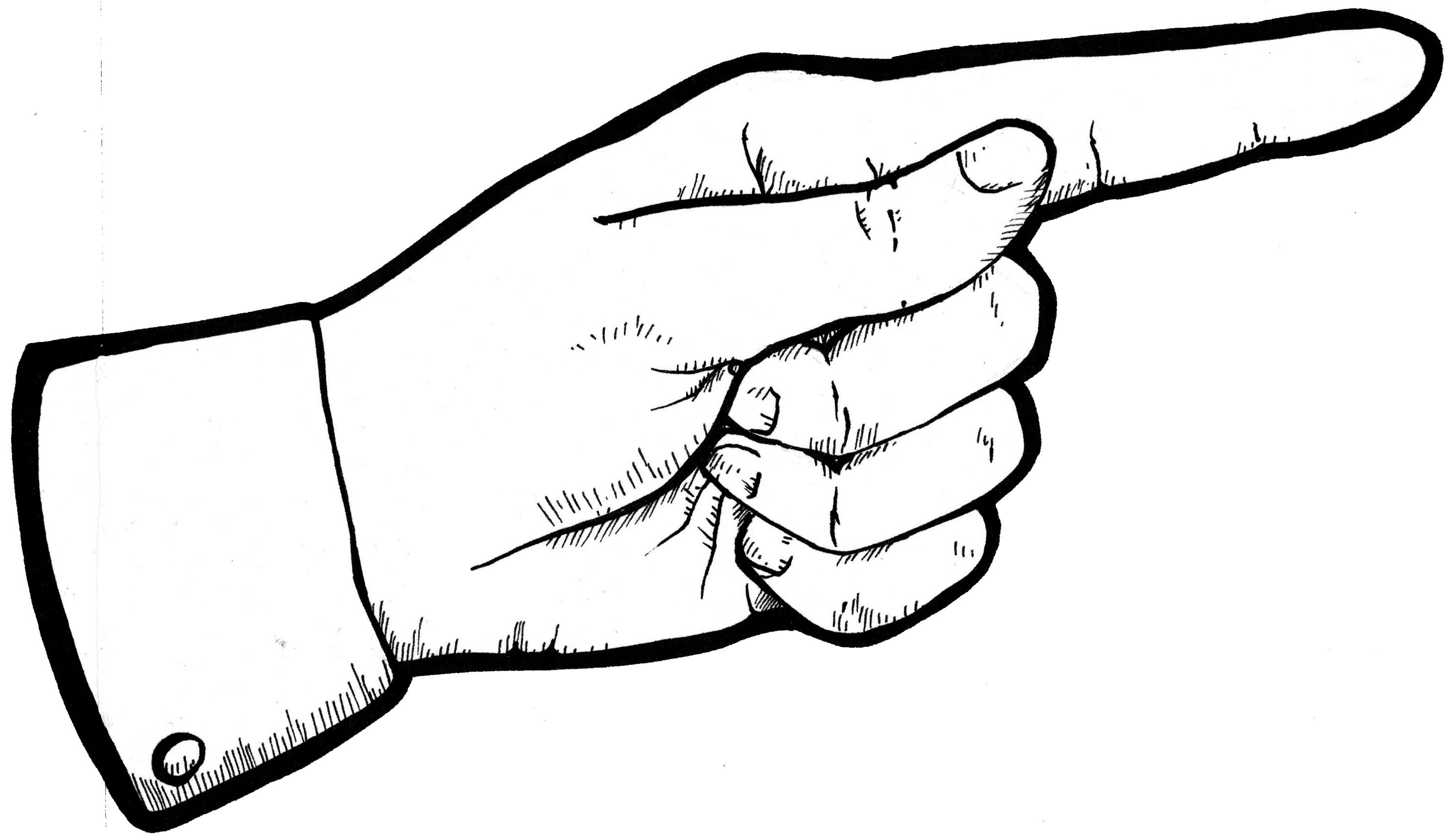 Two Finger Clipart-Two Finger Clipart-16