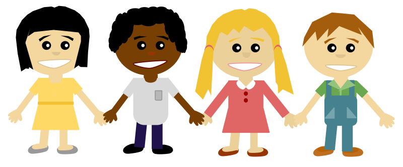 Two Friends Holding Hands Clipart Clipart Panda Free Clipart
