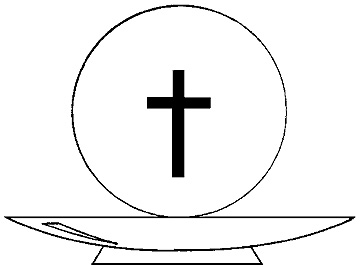 Two Hearts Design Eucharist Holy Communi-Two Hearts Design Eucharist Holy Communion Clipart-19