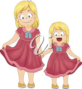 Two Sisters Clipart Two Siste - Sisters Clip Art