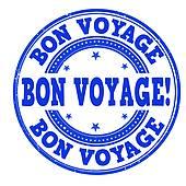 Typographic World Map, Vector; Bon Voyag-typographic world map, vector; Bon voyage stamp-19