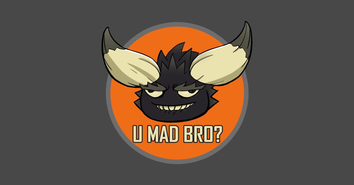 U Mad Bro Clipart-Clipartlook.com-1200