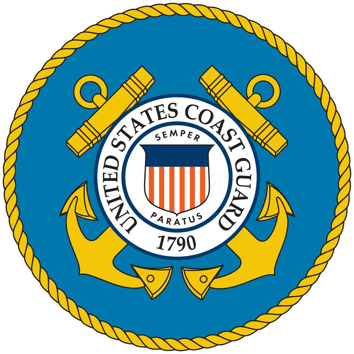 U. S. Coast Guard Flags, Seals, Logos Ba-U. S. Coast Guard Flags, Seals, Logos Battle Streamers-5