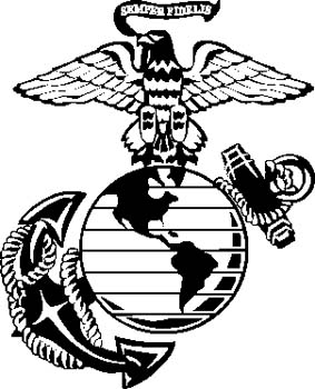 u.s. marine clip art .