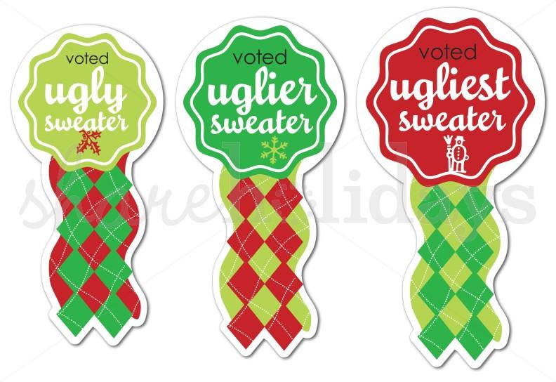 Ugly Christmas Sweater Clipart.48 Ugly Christmas Sweater Clipart Clipartlook