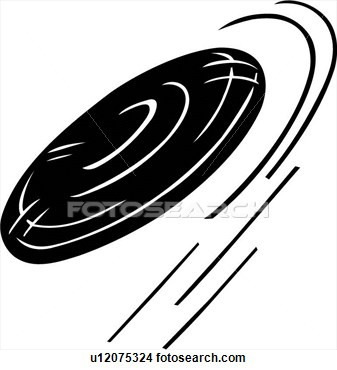 Ultimate Frisbee Clip Art-Ultimate Frisbee Clip Art-16