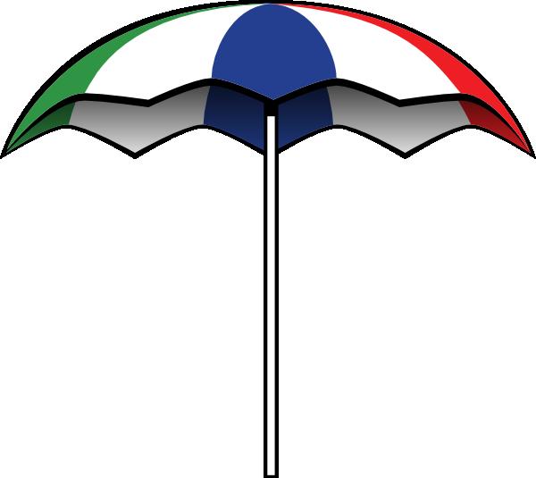 Umbrella clip art - vector clip art online, royalty free public