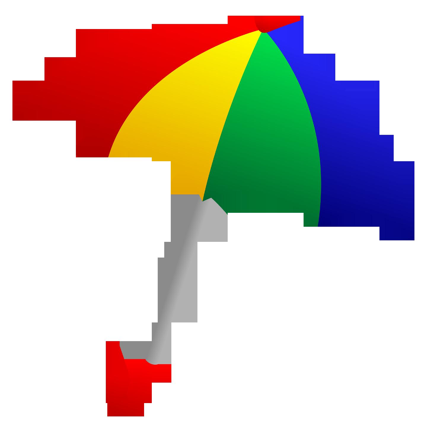 umbrella png Clipart image .