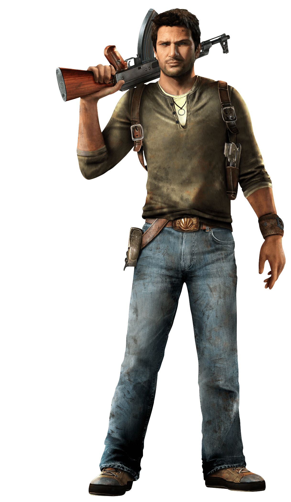 games · uncharted - Uncharted Clipart
