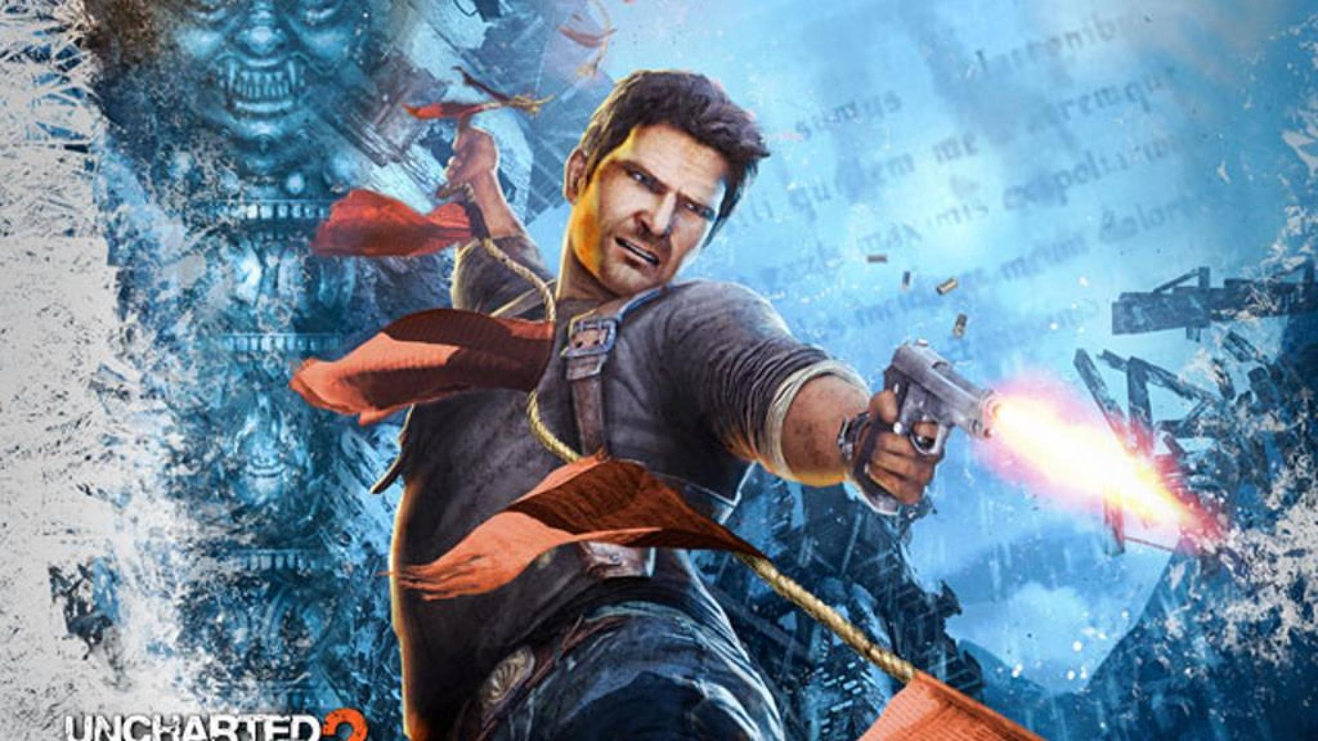 Uncharted 2 Cover Wallpaper-Uncharted 2 Cover Wallpaper-14