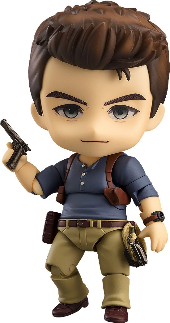 Uncharted 4: A Thiefu0027s End Nendoroid-Uncharted 4: A Thiefu0027s End Nendoroid Nathan Drake (Adventure Edition)-8