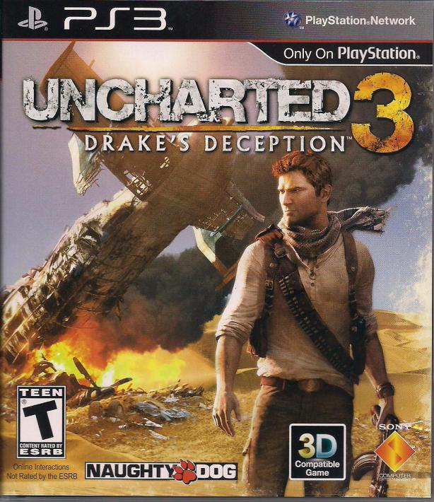 Uncharted: Drakes Deception u2013 The ga-Uncharted: Drakes Deception u2013 The gangs all here and Cutter too! Chloe,  Sully, Elena and Nathan all work together to seek out the Atlantis of the  sands!-17