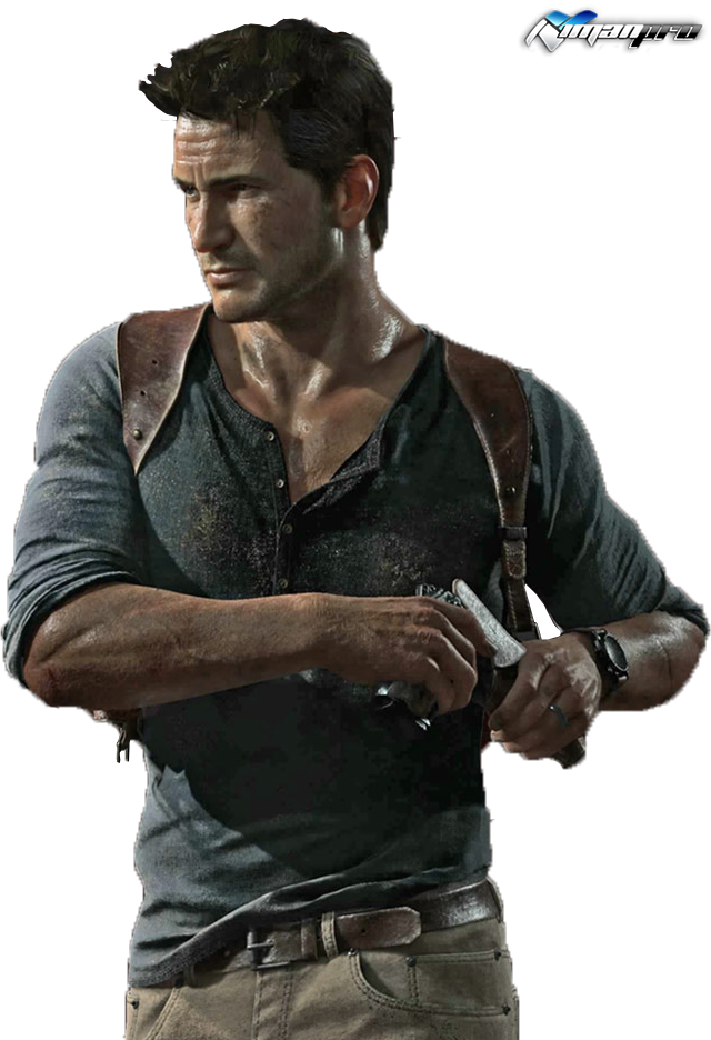 Uncharted PNG Pic-Uncharted PNG Pic-4