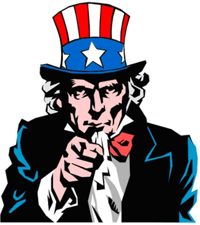 Uncle Sam Wants You Clipart - We Need You Clip Art