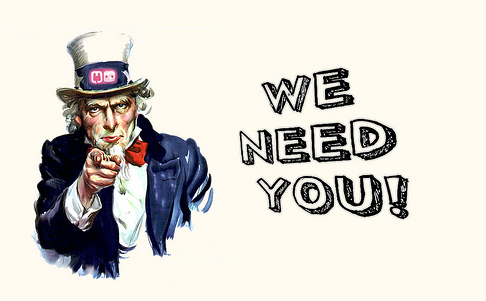 Uncle Sam We Want You Clip Ar - We Need You Clip Art
