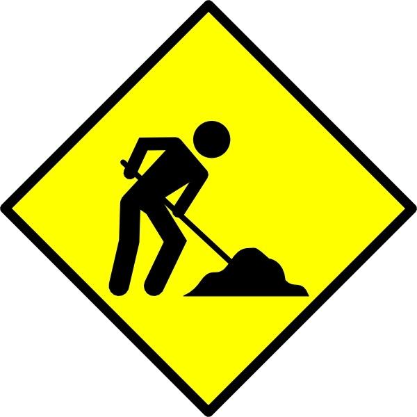 Under Construction clip art