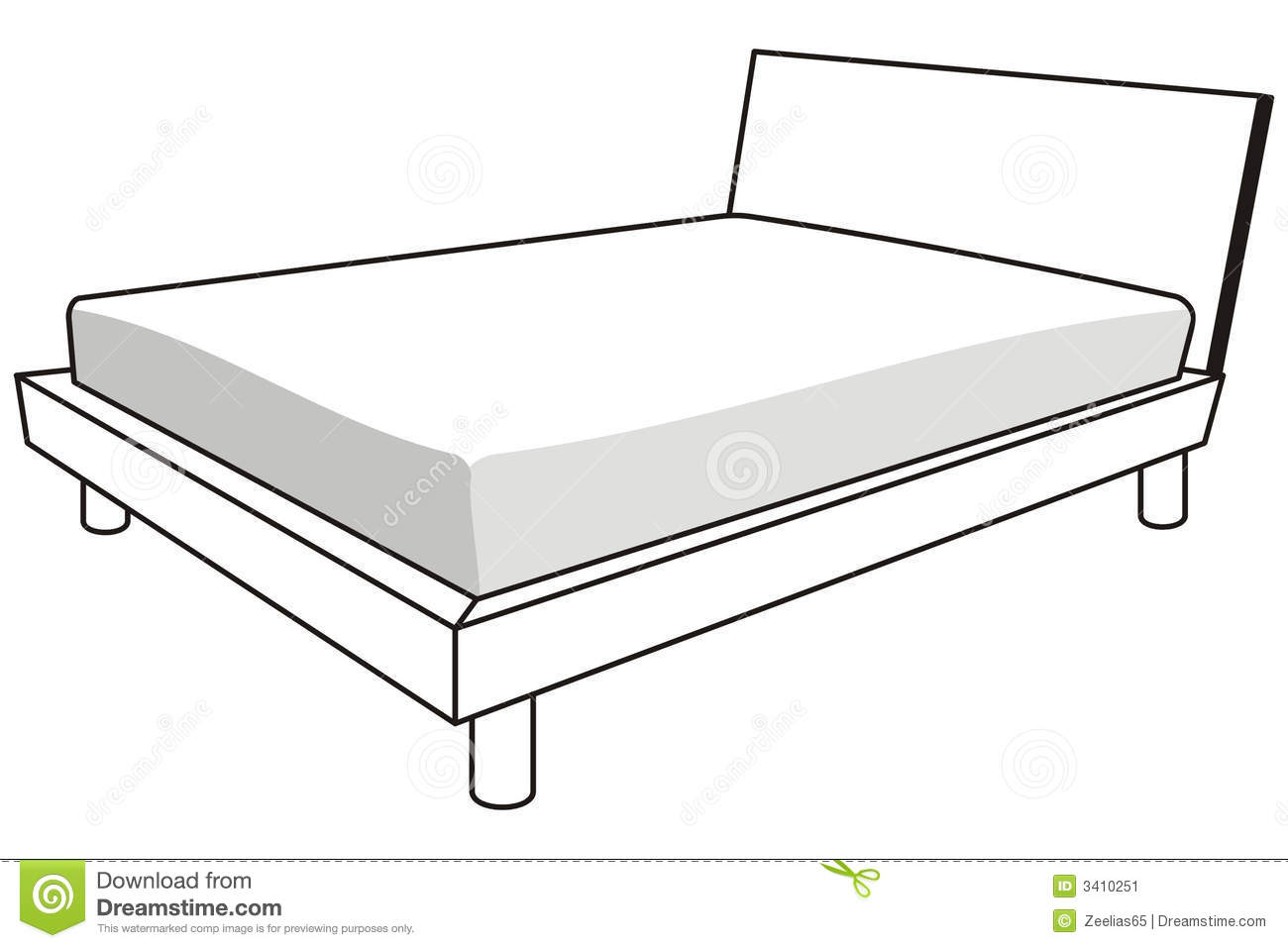 Under The Bed Clipart Black And White Wh-Under The Bed Clipart Black And White White Bed Clipart Black-17
