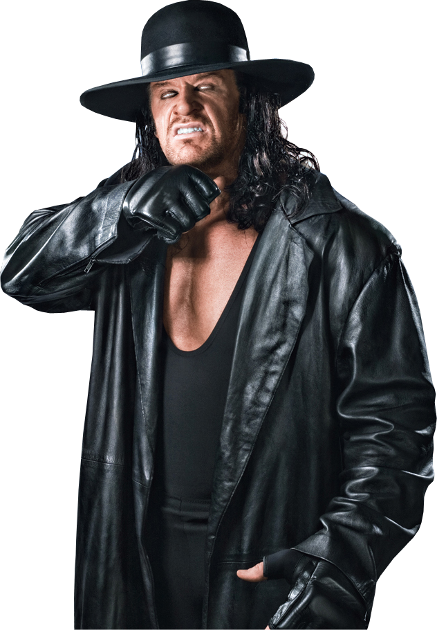 The Undertaker PNG File