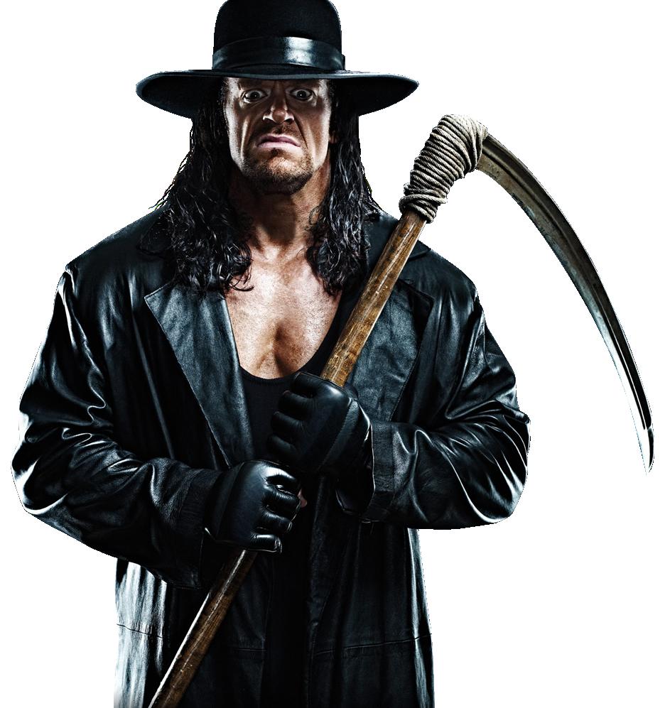 Undertaker Png Pic PNG Image