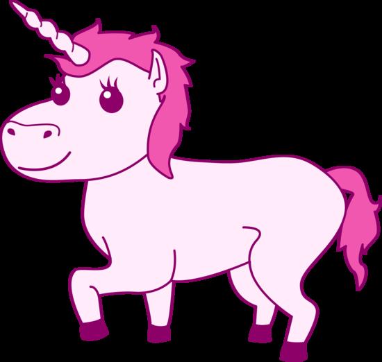 Unicorn Clip Art