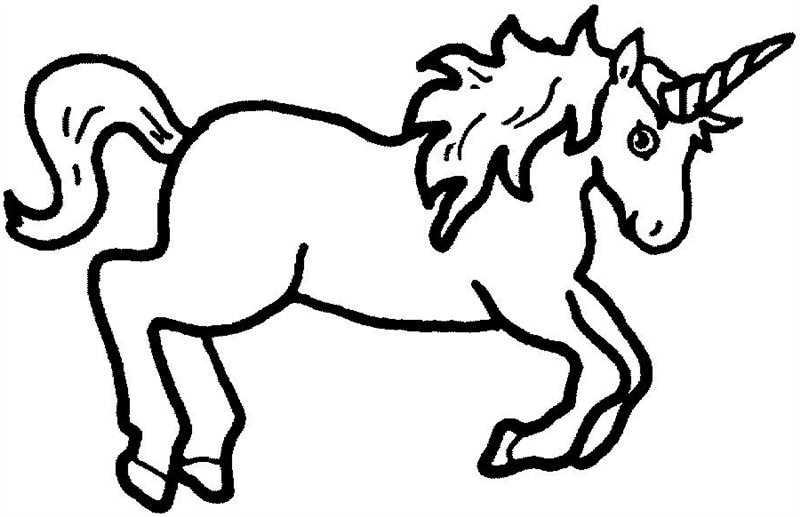 Unicorn Clip Art-Unicorn Clip Art-1