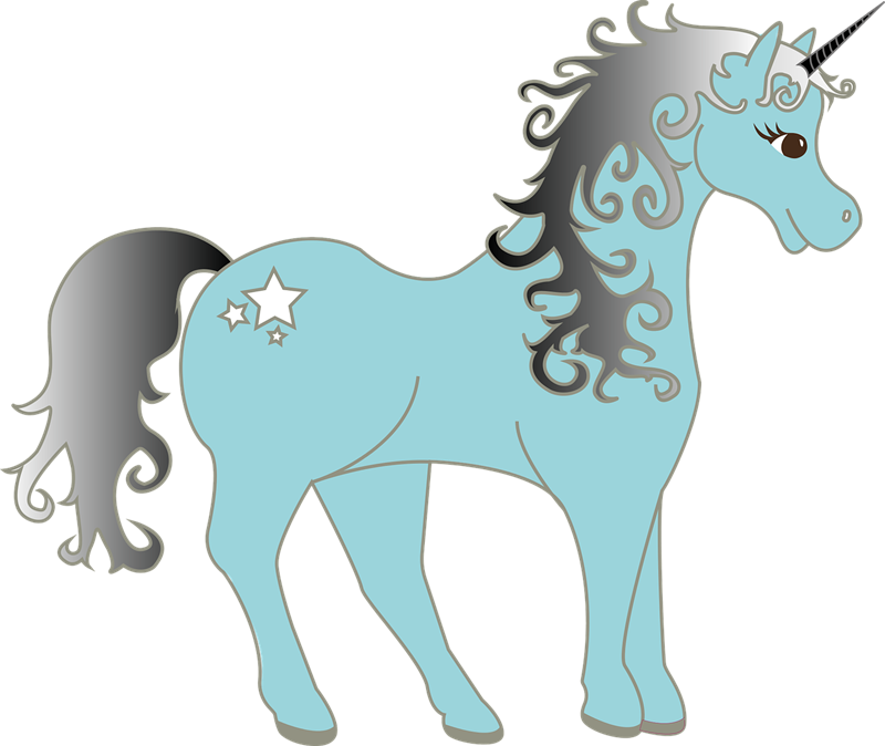 Unicorn free to use clip art  - Unicorn Clip Art
