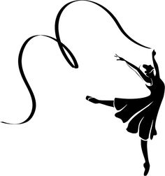unique image of dancing silhouette - Google Search