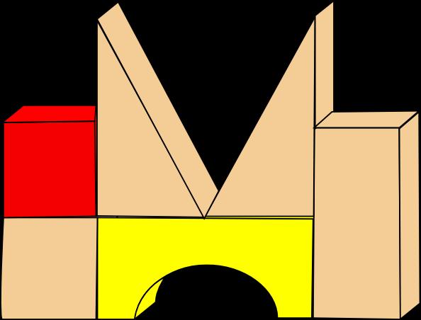 Unit Blocks Clip Art At Clker Com Vector Clip Art Online Royalty
